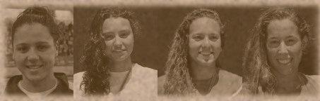 Catalina, Lilian, Sara i Roxana