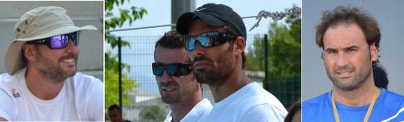 Marcelo, Jordi. Javi i Nando